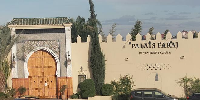 Fès-Hôtellerie de luxe : Le Palais Faraj rouvre ses portes