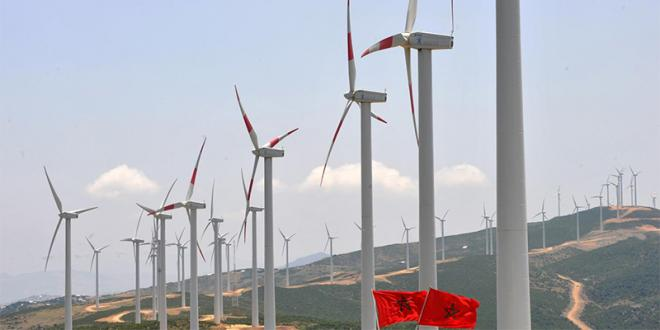 Tanger : Le parc éolien Khalladi entre en service