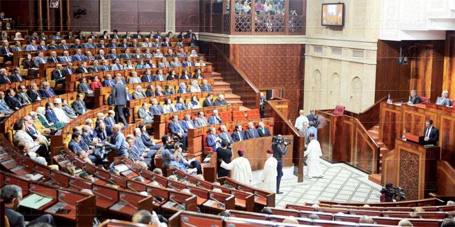 Parlement: l'intégrité territoriale au centre de la séance de politique générale
