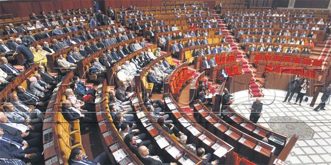 Parlement : La session extraordinaire dès le 27 mars