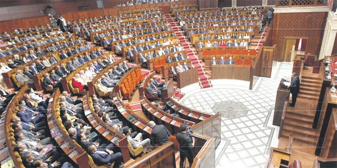 Clôture du Parlement: Une session d'octobre à faible régime