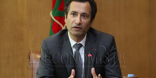 DIAPO-EXCLUSIF/ Mohamed Benchaâboun prend officiellement ses fonctions