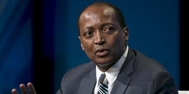 Patrice Motsepe, nouveau président de la CAF