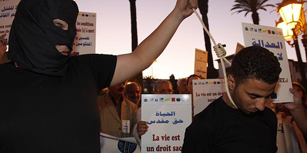 Peine de mort: Mobilisation continue pour les abolitionnistes