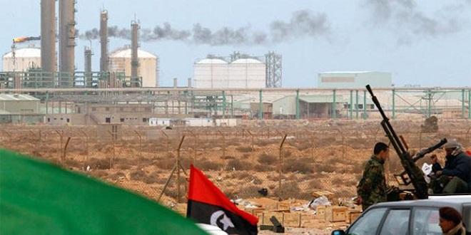 Pétrole libyen : Sanctions américaines
