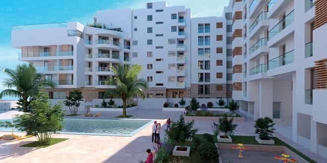 """Immobilier: """"Le 134 Square"""", un nouveau projet lancé à Casablanca"""