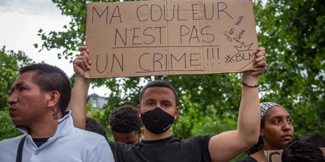 France: Plus 11.000 actes à caractère raciste ou religieux enregistrés en 2020