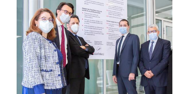 SG Maroc: Une charte pour l'équilibre entre travail et vie privée