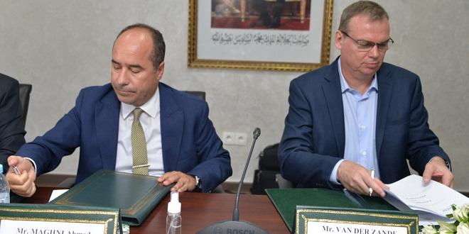 Tanger ENCG Tanger: L'ENCG veut booster l'employabilité de ses diplômés