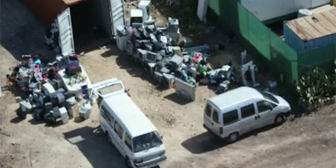 Espagne: 34 arrestations pour exportation de déchets vers l'Afrique