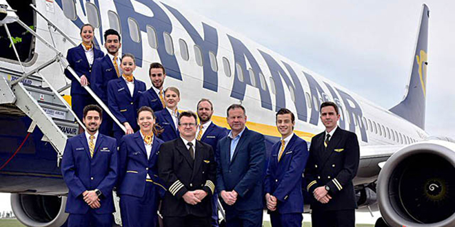 Ryanair lance 9 nouvelles lignes entre le Maroc et la France