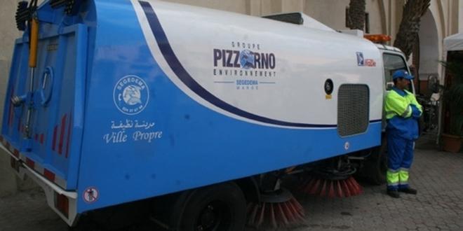 Pizzorno : Le chiffre d'affaires résiste malgré le Maroc