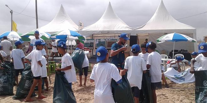 Casablanca: Lydec assainit les plages Lalla Meryem et Nahla