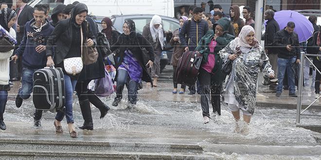 Alerte Météo : Les pluies se prolongent