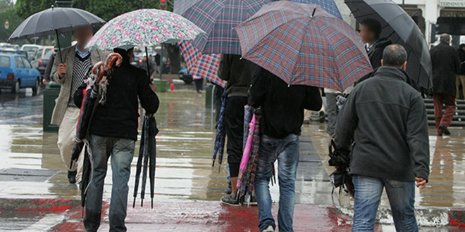 De fortes pluies attendues dans le Nord