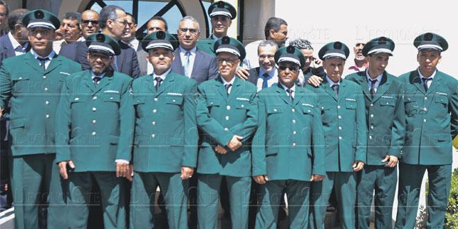 Police administrative: Les brigades déployées à Casablanca