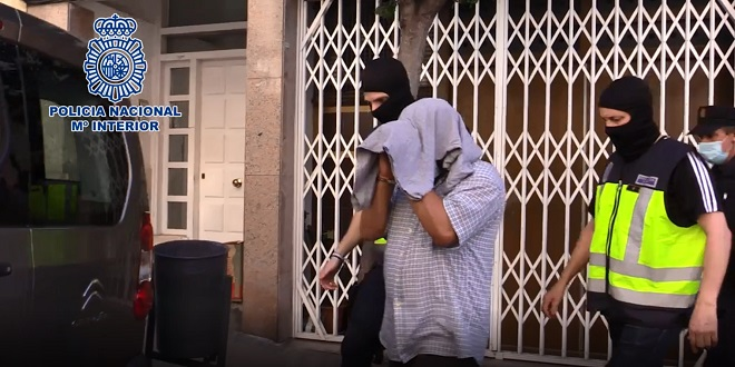 Terrorisme: Une cellule liée à un combattant marocain démantelée à Barcelone