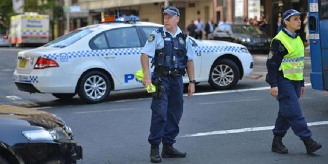 Une attaque terroriste présumée à Melbourne