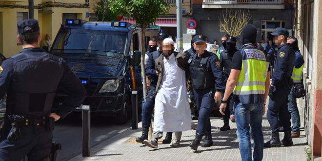 Espagne : Un Marocain arrêté pour apologie du terrorisme