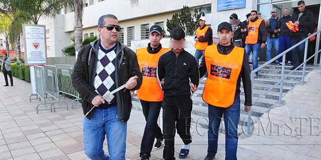 Enlèvement et séquestration d'un policier à El Jadida