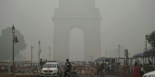 Les villes les plus polluées au monde se trouvent en Inde