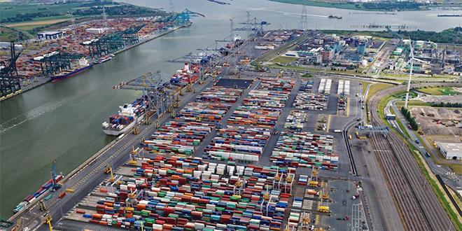 Port d'Anvers: 27 tonnes de cocaïne saisies