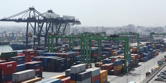 Déficit commercial : +9,6 milliards de DH en un an
