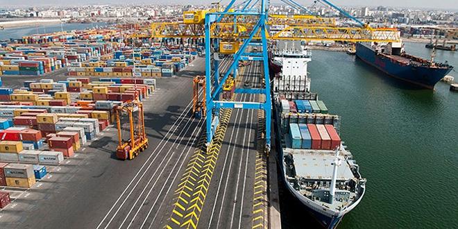 Activité portuaire: trois ports réalisent 78% du trafic