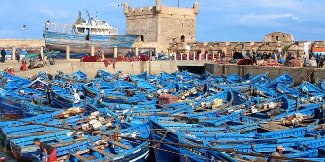 Covid19: Le port d'Essaouira désinfecté