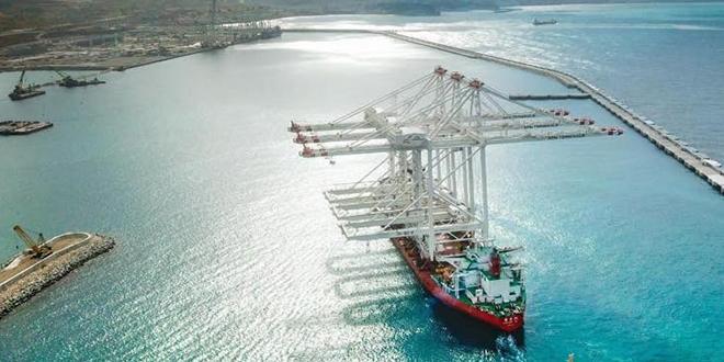 Tanger Med II : De nouveaux portiques arrivent
