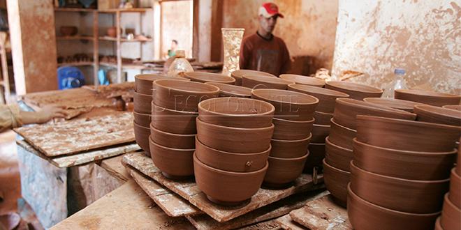 Tanger-Tétouan-Al Hoceima: Appui aux coopératives de poterie