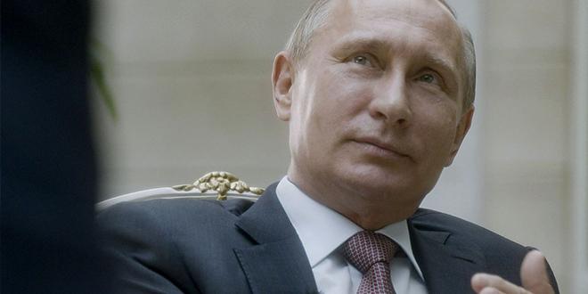 Russie: Poutine candidat à la présidentielle de 2018