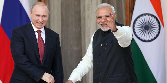 Poutine en Inde