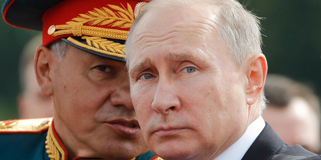 Poutine tente de rassurer face à une grogne sociale