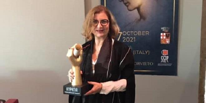 Italie: La scientifique marocaine Hasnaa Chennaoui primée
