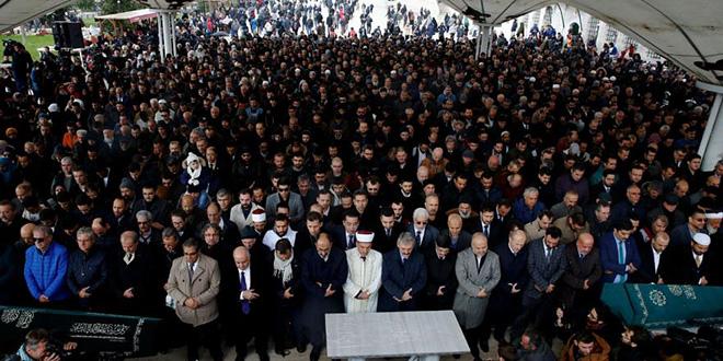 Prière funéraire en hommage à Jamal Khashoggi