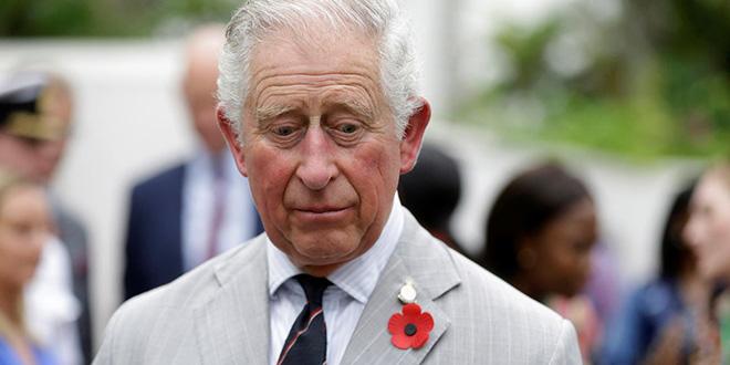 Coronavirus : Le prince Charles testé positif