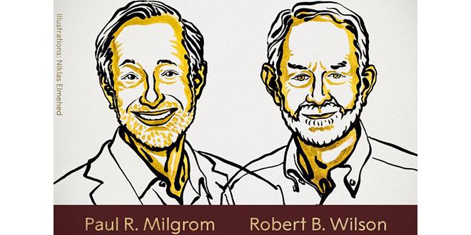 Deux Américains décrochent le prix Nobel d'économie