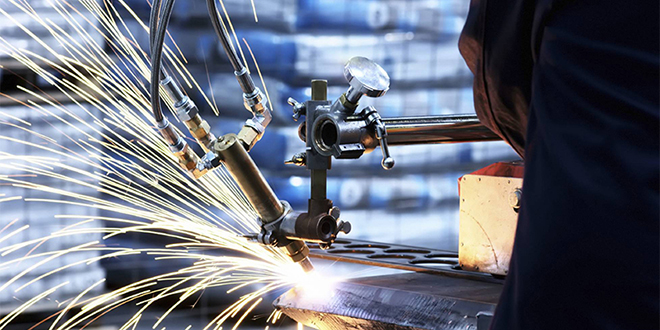 Industrie : La production en baisse septembre