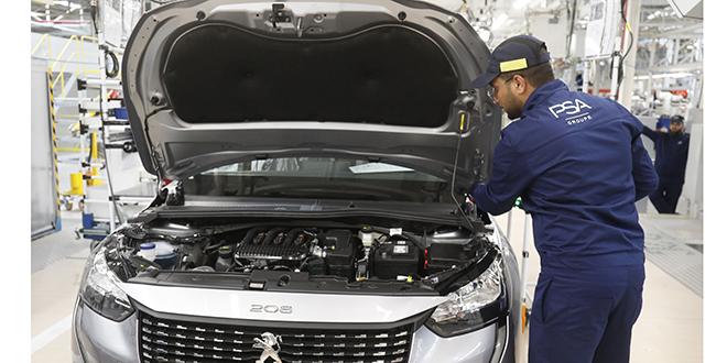 PSA Maroc: La capacité de production sera doublée dès septembre prochain