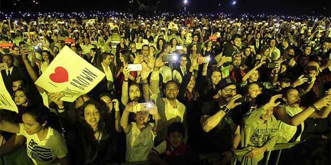 Mawazine : 2,4 millions de festivaliers