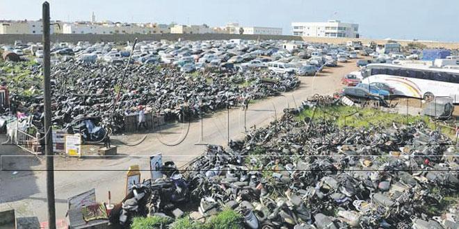 Rabat cherche à alléger sa fourrière