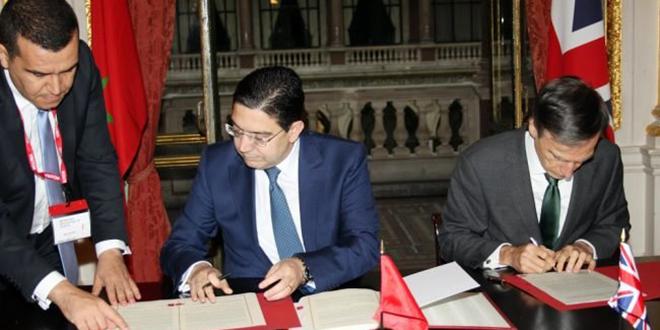 DOC-Le détail de l'accord d'association Maroc-Royaume-Uni