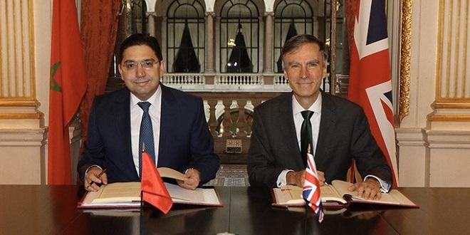Maroc-Royaume Uni: Plus de 18 milliards de DH d'échanges commerciaux