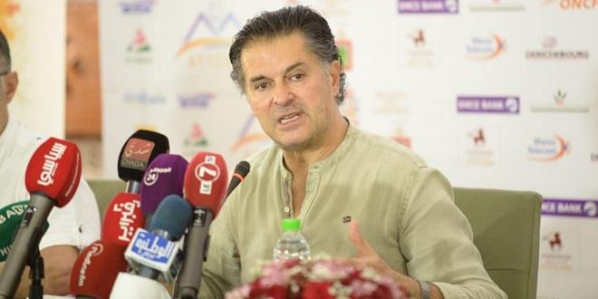 Ragheb Alama tournera un clip à Ifrane
