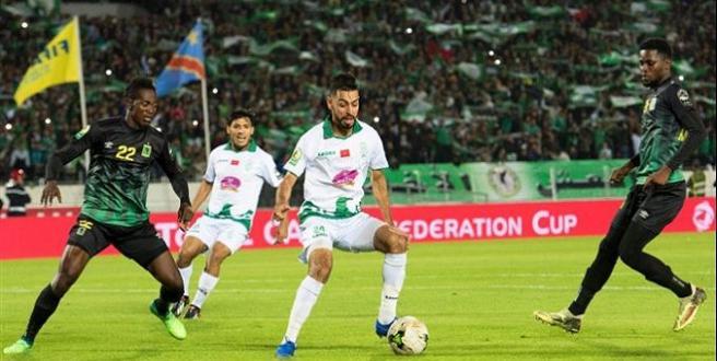 Coupe de la CAF : Le Raja décroche le titre