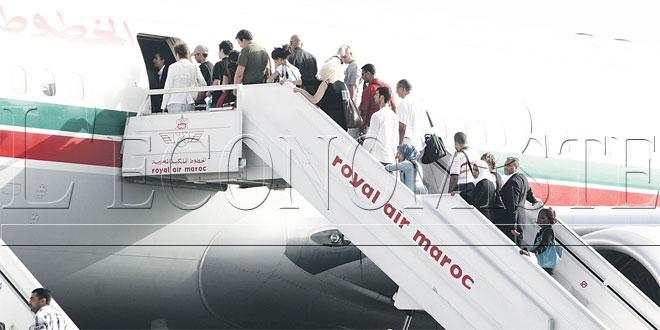 Royal Air Maroc: Un plan de vol exceptionnel vers l'Espagne et la France