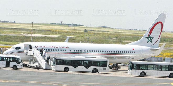 Aérien: Perturbations du trafic Casa-Carthage