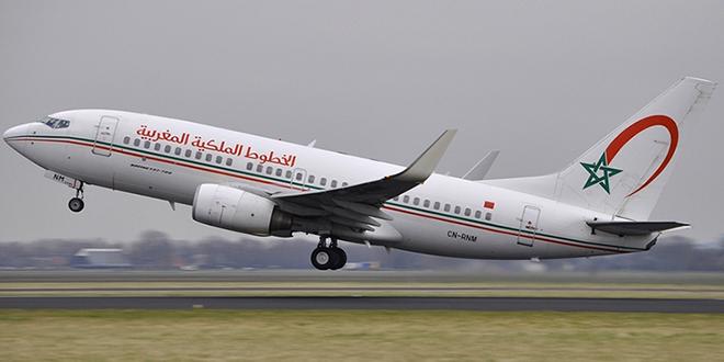 La RAM inaugure le vol Laâyoune-Rabat