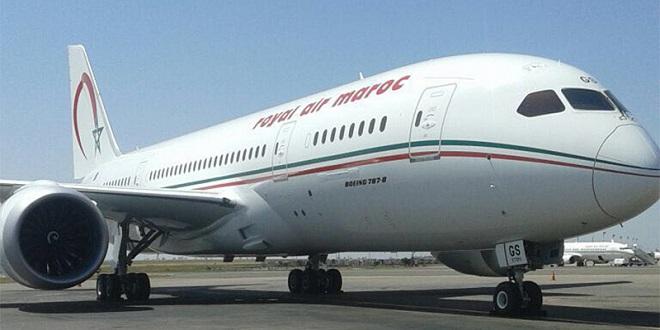 Air Lease Corporation livre un Boeing à RAM